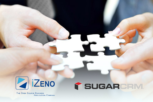 iZeno partners with TrustSphere to deliver Relationship Analytics for SugarCRM across ASEAN