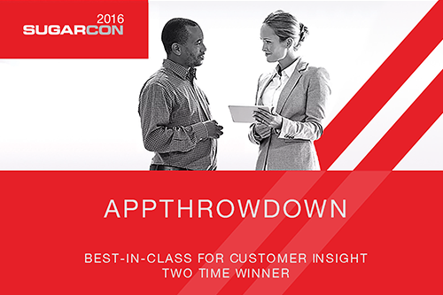 TrustSphere awarded Best-in-Class for second consecutive year at SugarCon2016