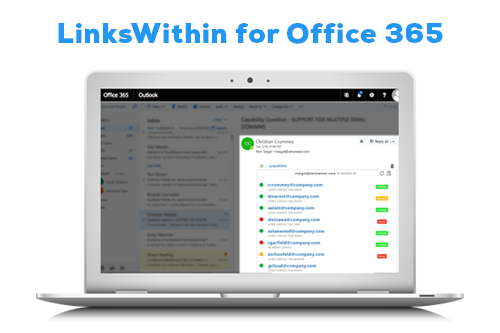 TrustSphere launches LinksWithin™ for Office 365; a revolutionary new collaboration and productivity solution for today's cloud enabled workplaces