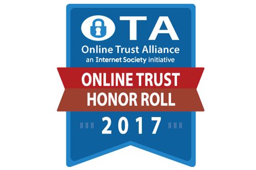 TrustSphere named to the Online Trust Honour Roll for sixth consecutive year