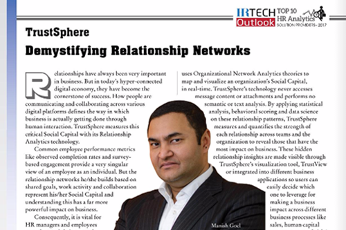 Demystifying Relationship Networks